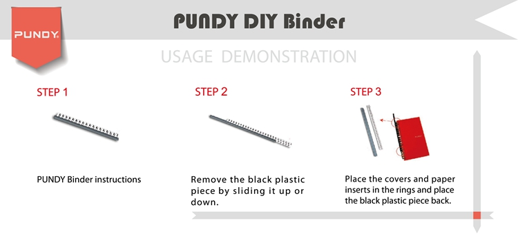 PUNDY DIY Binder