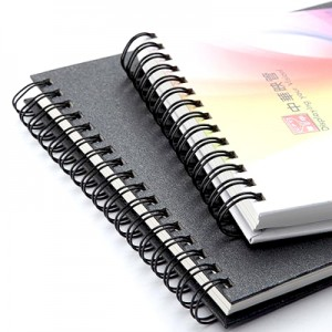 Wire Binding Notepad