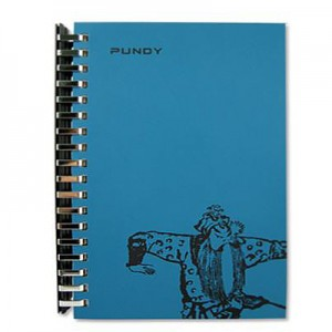 Pundy DIY Binder Notebook